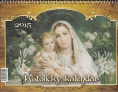 Katolícky kalendár 2015 stolový (Via)
