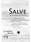 Salve - Revue pro teologii a duchovní život 3/12 - Anglický katolicismus