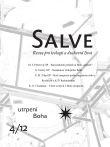 Salve - Revue pro teologii a duchovní život 4/12 - Utrpení Boha