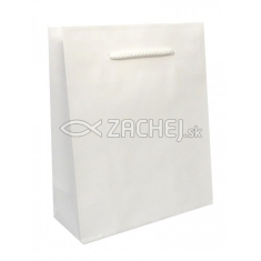 Darčeková taška: Prestíž - biela