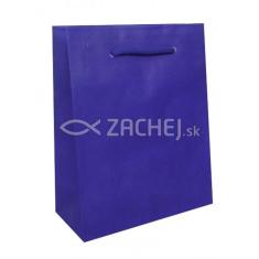 Darčeková taška Prestíž (modrá)