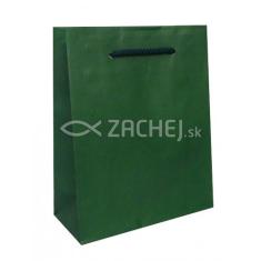 Darčeková taška Prestíž (zelená)