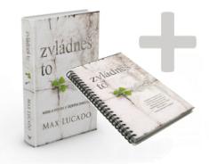 Zvládneš to (balíček) - kniha + zápisník