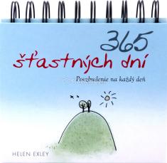 365 šťastných dní - Povzbudenie na každý deň