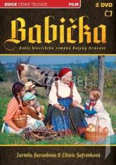 2 DVD Babička - podle klasického románu Boženy Němcové