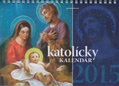 Katolícky kalendár 2015 stolový (Salive)