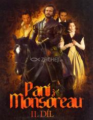 DVD - Paní z Monsoreau (2. díl)