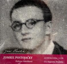 2CD: Zomrel postojačky - Ján Havlík - audiokniha