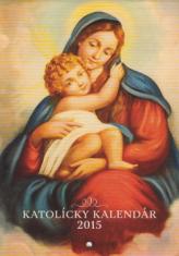 Katolícky kalendár 2015 nástenný (SSV)