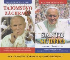 Sada Santo Subito + Tajomstvo záchrany