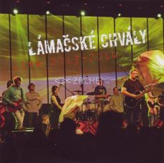 CD - Lámačské chvály Live 2013/2014