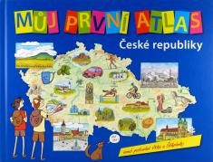Můj první atlas České republiky - aneb putování Vítka a Štěpánky