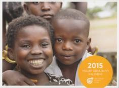 Misijný obrázkový kalendár 2015 nástenný