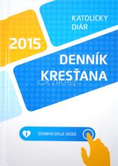 Denník kresťana 2015 - Katolícky diár