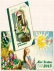 Bylinkový kalendář báby kořenářky 2015 + kniha Krásné, ale jedovaté bylinky a koření pro vůni, chuť a zdraví - kalendář + kniha