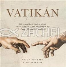 Vatikán (kniha + pouzdro + DVD) - Sbírka malířství starých mistrů a dalších více než 300 uměleckých děl ze sbírek Vatikánských muzeí