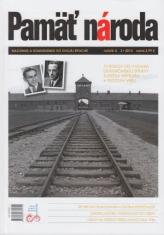 Časopis Pamäť národa 2/2014