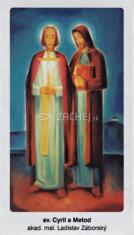 Magnetka: Svätí Cyril a Metod (Záborský)