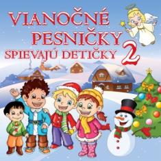 CD - Vianočné pesničky spievajú detičky 2.