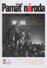 Časopis Pamäť národa 3/2014