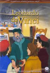 DVD - Leonardo da Vinci (česky)