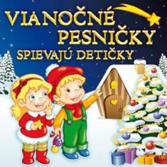 CD: Vianočné pesničky spievajú detičky 1.