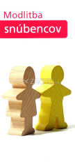 Záložka: Modlitba snúbencov (Z-147SK) - kartónová záložka s modlitbou