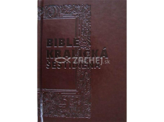 Bible kralická šestidílná (1212) - Kompletní vydání s původními poznámkami