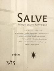 Salve - Revue pro teologii a duchovní život 3/13 - Světlo
