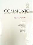 Communio 4/2014 - Mezinárodní katolická revue. 18. ročník - svazek 73 - Teologie a umění