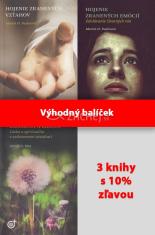 Sada: Hojenie zranených vzťahov; Hojenie zranených emócií; Závislosť a milosť - Balíček 3 kníh za výhodnú cenu