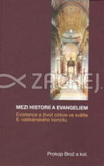 Mezi historií a evangeliem - Existence a život církve ve světle II. vatikánského koncilu