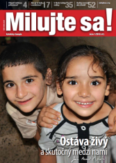 Časopis Milujte sa! (41) - 1/2015