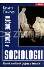 Klíčové citace v sociologii - Hlavní myslitelé, pojmy a témata