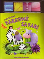 Magnetické farebné safari
