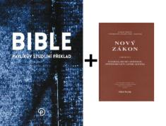 Biblie - Pavlíkův studijní překlad - + Nový Zákon zdarma