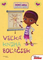 Veľká kniha boľačiek - Doktorka plyšových hračiek