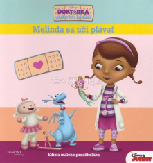 Melinda sa učí plávať - Doktorka plyšových hračiek