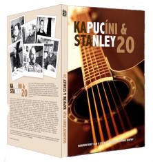 DVD - Kapucíni & Stanley: 20 - Dokumentárny film o ceste legendárnej hudobnej skupiny