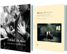 Dotkol sa nás + Misia - Balíček 2 kníh