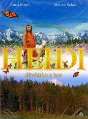 DVD - Heidi děvčátko z hor