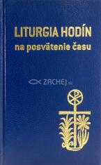 Liturgia hodín na posvätenie času - Laický breviár - 3. vydanie