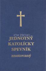 Jednotný katolícky spevník (znotovaný modrý - matný) - rímskokatolícky spevník a modlitebník