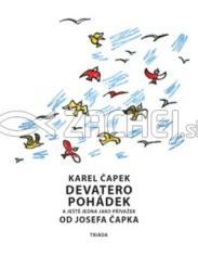 Devatero pohádek - a ještě jedna od Josefa Čapka jako přívažek