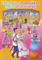 Zahraj sa s Popoluškou a postav princovi hrad!