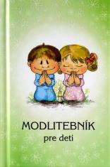 Modlitebník pre deti - zelený