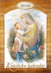 Katolícky kalendár 2016 nástenný (Via)