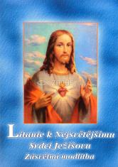 Litanie k Nejsvětějšímu Srdci Ježíšovu - Zásvětná modlitba