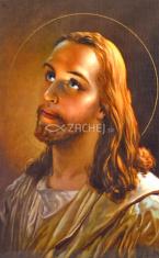 Obrázok: Pán Ježiš (97/24) - Modlitba v starobe, laminovaný