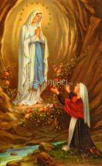 Obrázok lam. (5) s modlitbou (5) - Modlitba za obrátenie hriešnika
